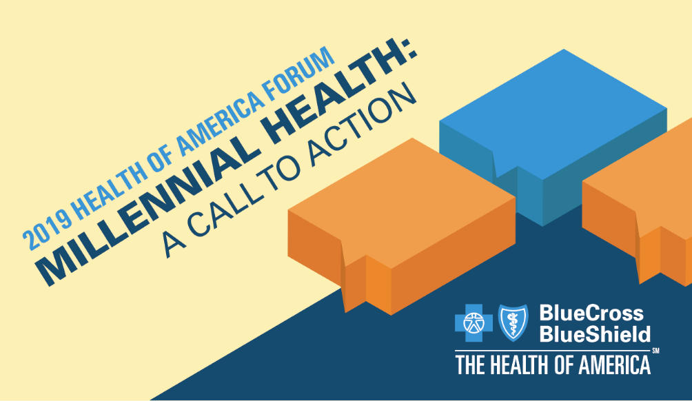 Join us at our upcoming National Forum on Millennial Health