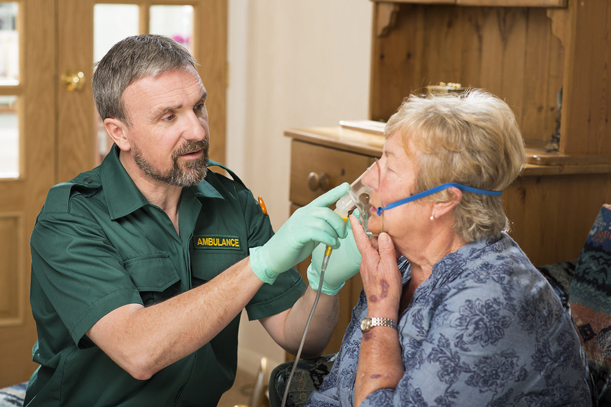 A new model for emergency medical services: treat patients ...