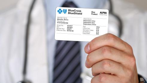 Five Things To Look For On Your Bcbs Id Card Blue Cross Blue Shield
