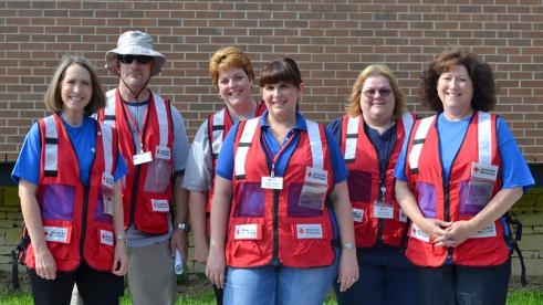 Empowered employees make a difference during Kansas disasters