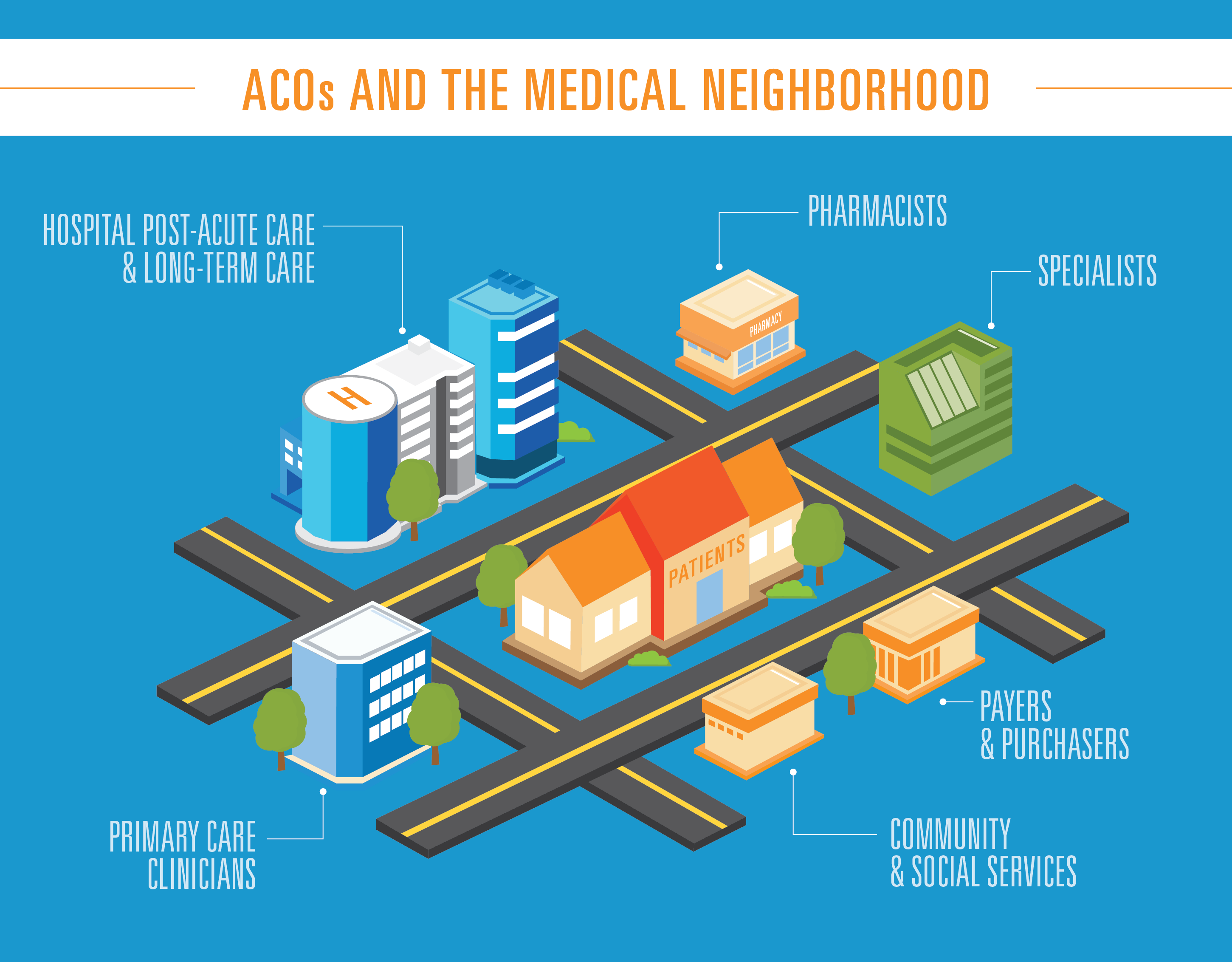 ACOs and the medical neighborhood