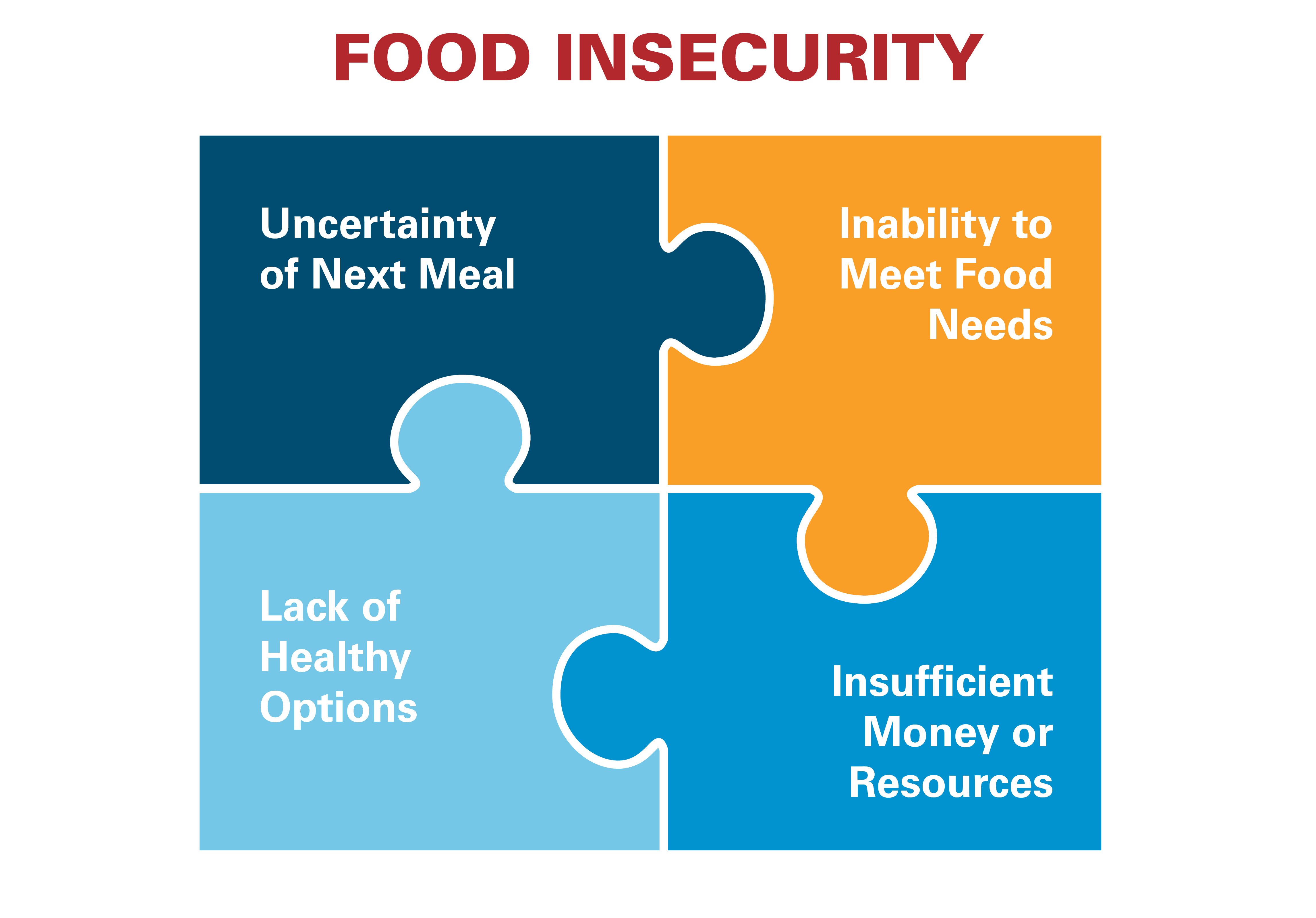 food insecurity inforgraphic